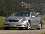 Images of Lexus LS 460 (USF40) 2006–09
