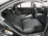 Images of Lexus LS 600h L (UVF45) 2007–09