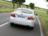 Images of Lexus LS 600h EU-spec (UVF45) 2007–09