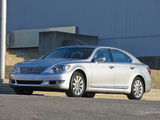 Images of Lexus LS 460L AWD (USF41) 2009–12