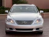 Images of Lexus LS 460L (USF41) 2009–12