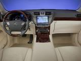 Images of Lexus LS 460L (USF41) 2009–12