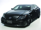 Images of WALD Lexus LS 600h Black Bison Edition (UVF45) 2010