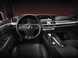 Images of Lexus LS 460 F-Sport 2012