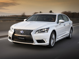 Images of Lexus LS 600h L 2012