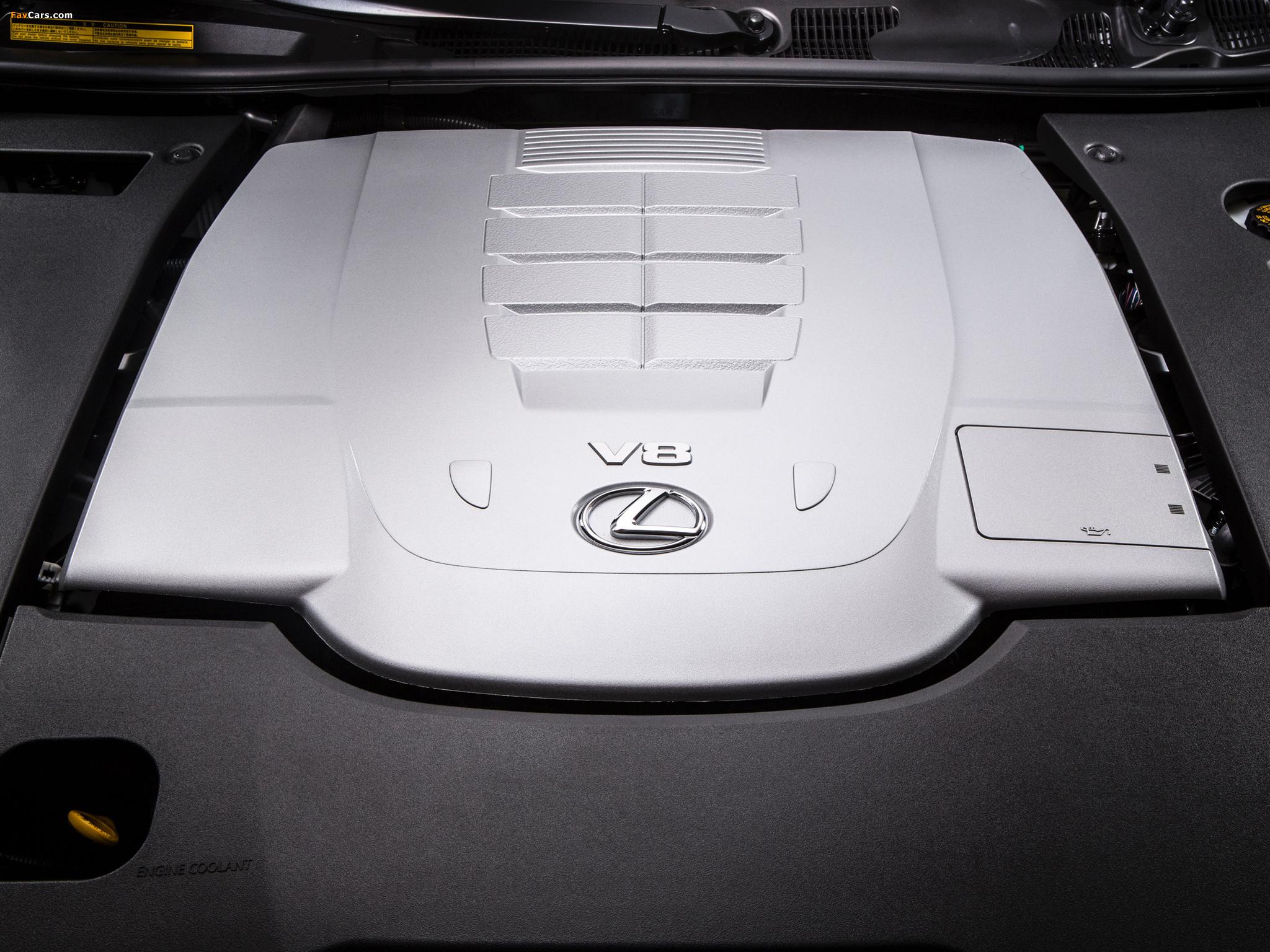 Images of Lexus LS 460 2012 (2048 x 1536)
