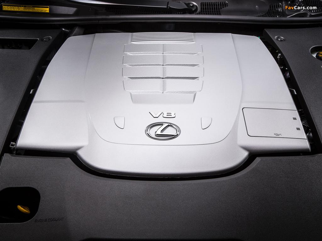 Images of Lexus LS 460 2012 (1024 x 768)