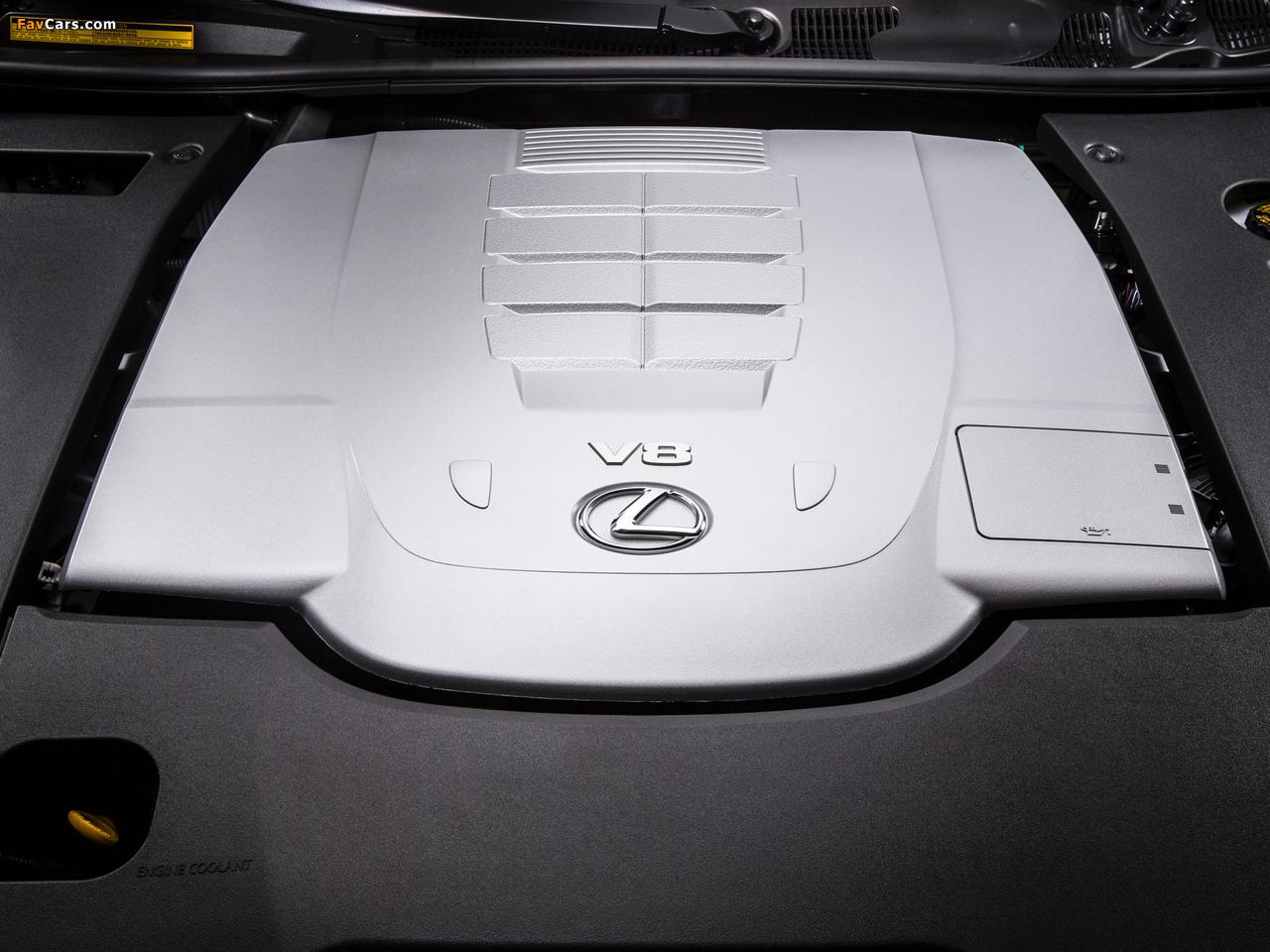 Images of Lexus LS 460 2012 (1280 x 960)
