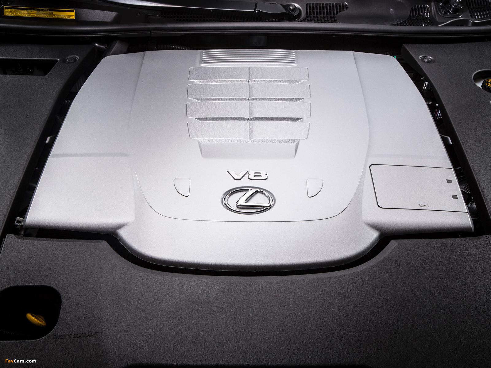 Images of Lexus LS 460 2012 (1600 x 1200)