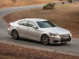 Images of Lexus LS 460 2012