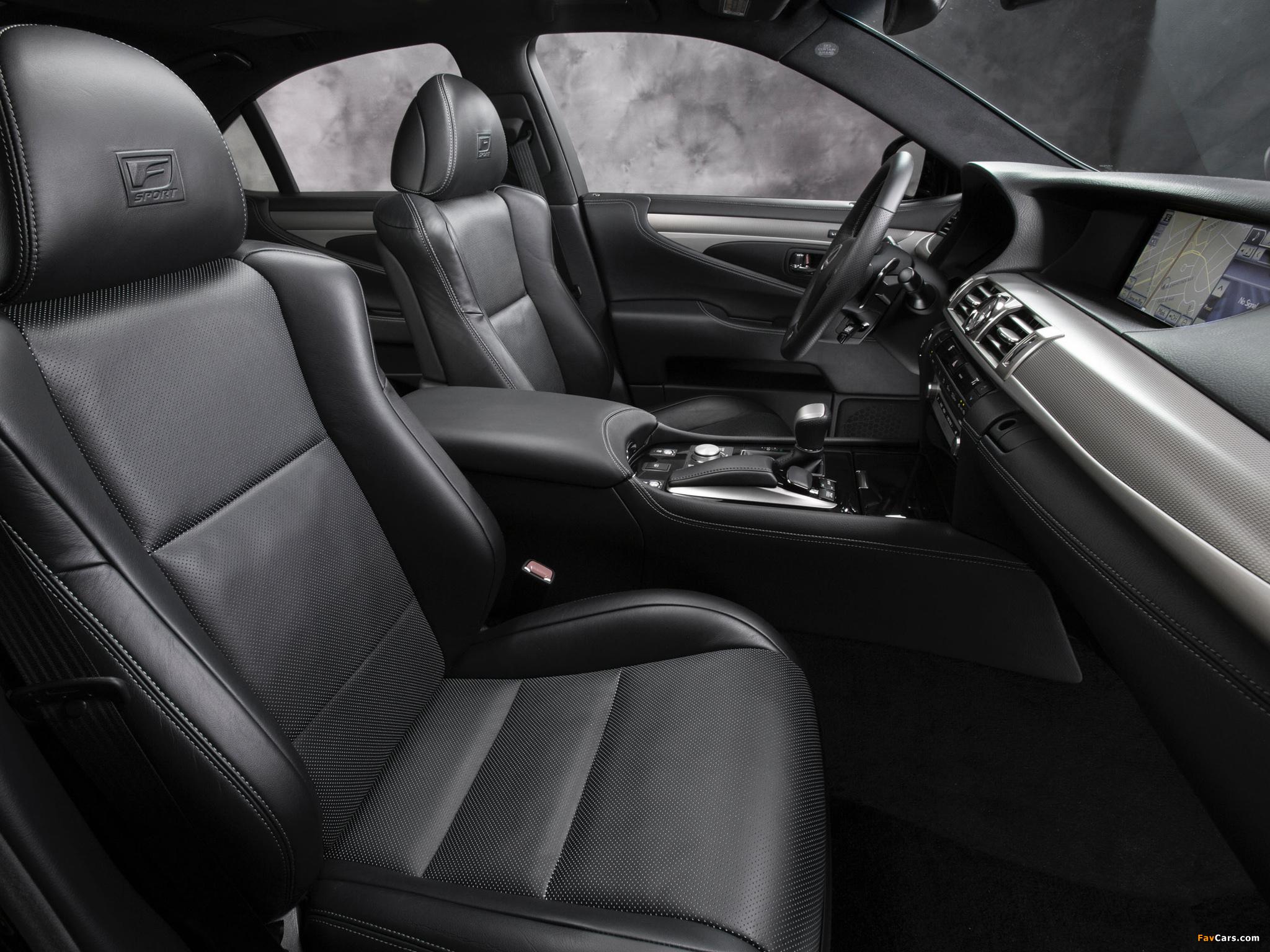 Images of Lexus LS 460 F-Sport 2012 (2048 x 1536)