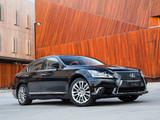 Images of Lexus LS 460 AU-spec 2013