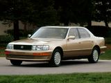 Lexus LS 400 (UCF10) 1989–94 photos