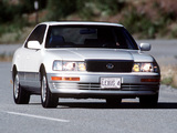 Lexus LS 400 (UCF10) 1989–94 wallpapers