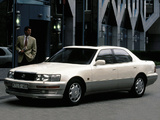 Lexus LS 400 EU-spec (UCF10) 1989–94 wallpapers