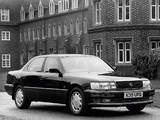 Lexus LS 400 UK-spec (UCF10) 1990–94 photos