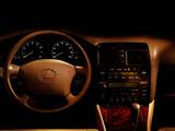 Lexus LS 400 (UCF20) 1995–97 pictures
