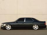 WALD Lexus LS 400 (UCF20) 1995–97 pictures