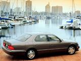 Lexus LS 400 US-spec (UCF20) 1997–2000 images
