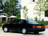Lexus LS 400 UK-spec (UCF20) 1997–2000 images