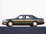Lexus LS 400 (UCF20) 1997–2000 images