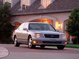 Lexus LS 400 US-spec (UCF20) 1997–2000 wallpapers