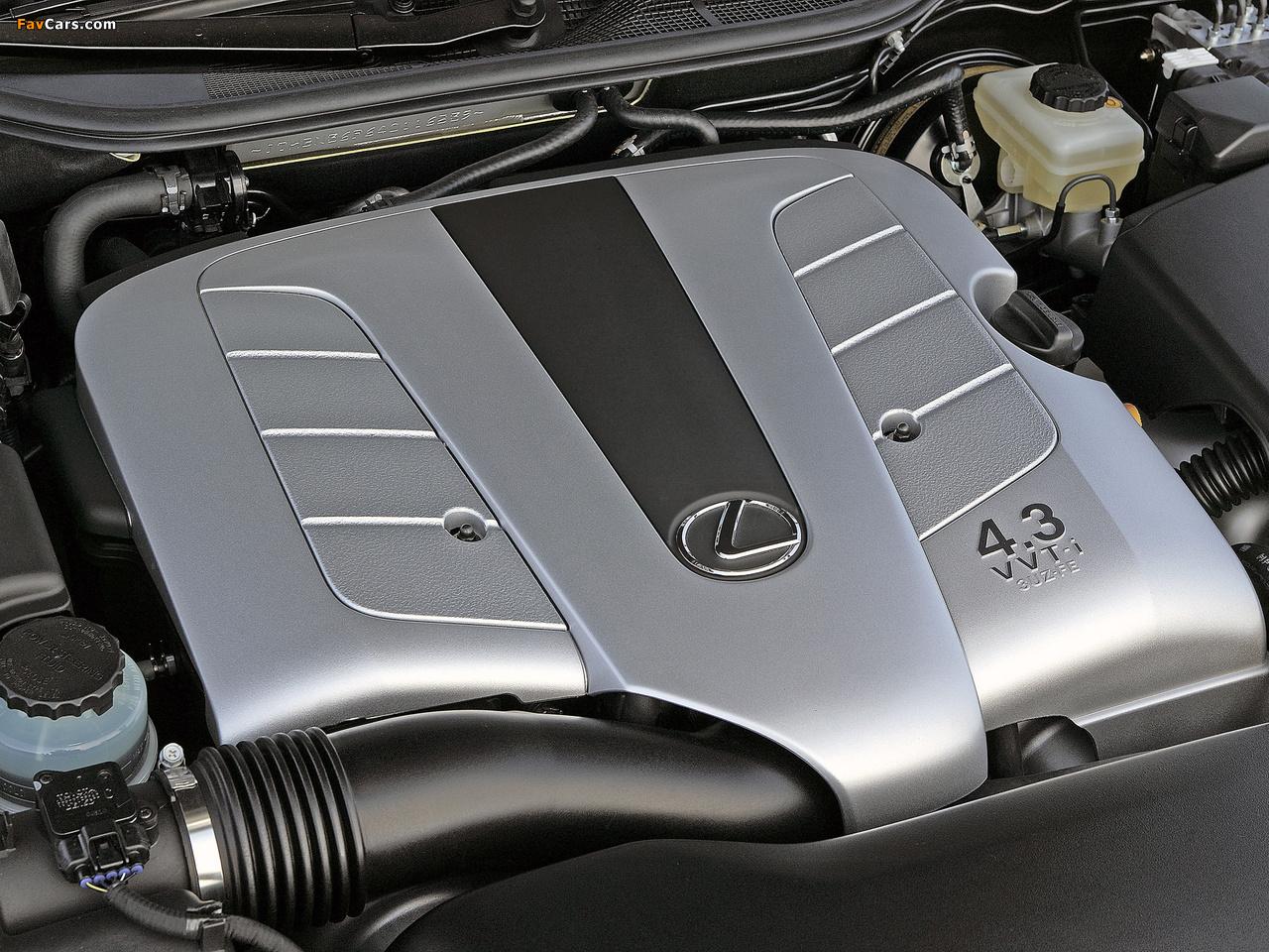 Lexus LS 430 EU-spec (UCF30) 2000–03 photos (1280 x 960)