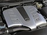 Lexus LS 430 EU-spec (UCF30) 2000–03 photos