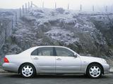 Lexus LS 430 UK-spec (UCF30) 2000–03 photos
