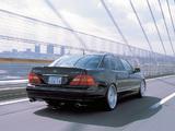 WALD Lexus LS 430 (UCF30) 2000–03 photos