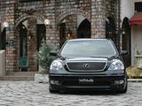 WALD Lexus LS 430 (UCF30) 2000–03 pictures