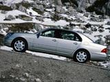 Lexus LS 430 EU-spec (UCF30) 2000–03 pictures