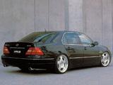 WALD Lexus LS 430 (UCF30) 2000–03 wallpapers