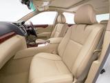 Lexus LS 460 JP-spec (USF40) 2006–08 images