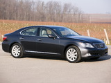 Lexus LS 460 (USF40) 2006–09 photos