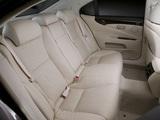 Lexus LS 460 (USF40) 2006–09 pictures