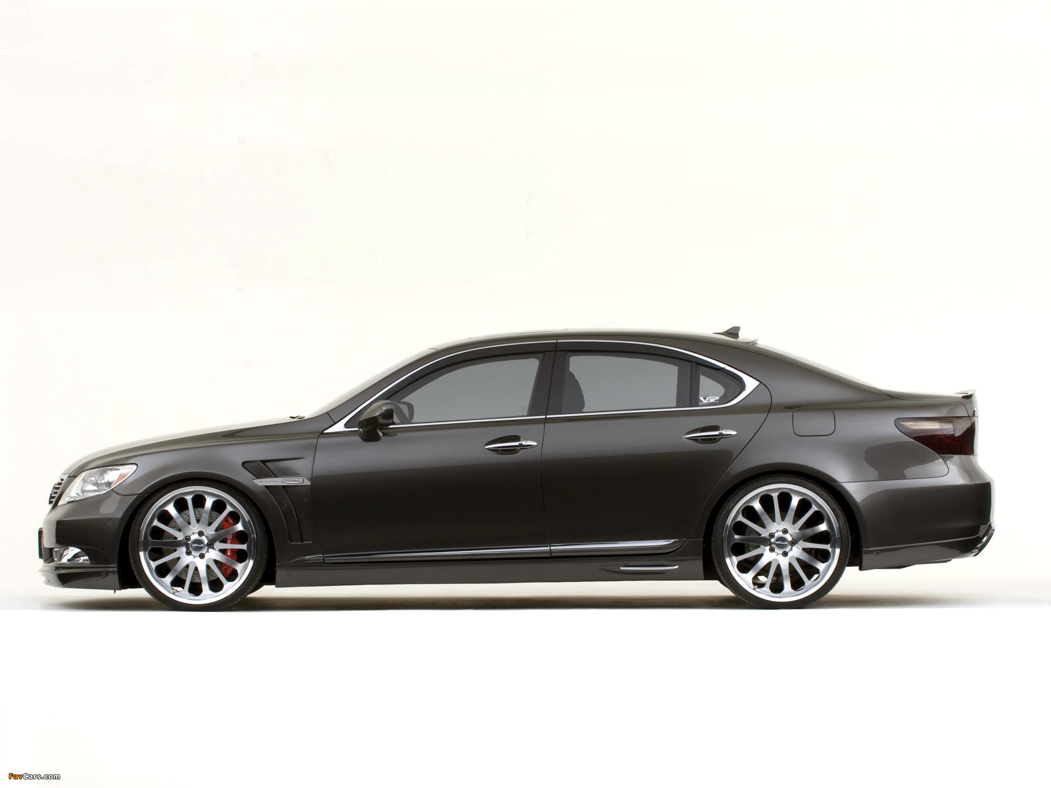 WALD Lexus LS 460 VIP (USF40) 2007 images (2048 x 1536)