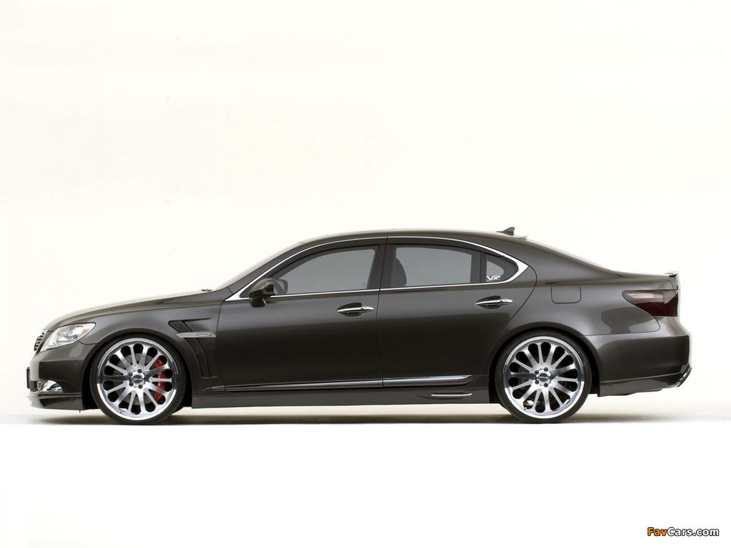 WALD Lexus LS 460 VIP (USF40) 2007 images (1024 x 768)