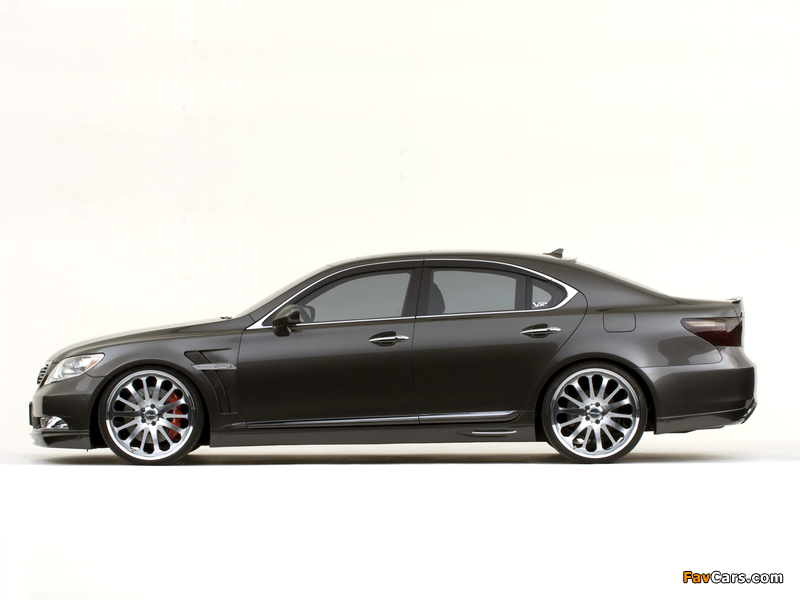 WALD Lexus LS 460 VIP (USF40) 2007 images (800 x 600)