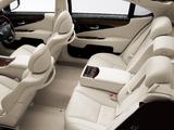 Lexus LS 600h JP-spec (UVF45) 2007–09 pictures