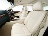 Lexus LS 600h L JP-spec (UVF45) 2007–09 pictures