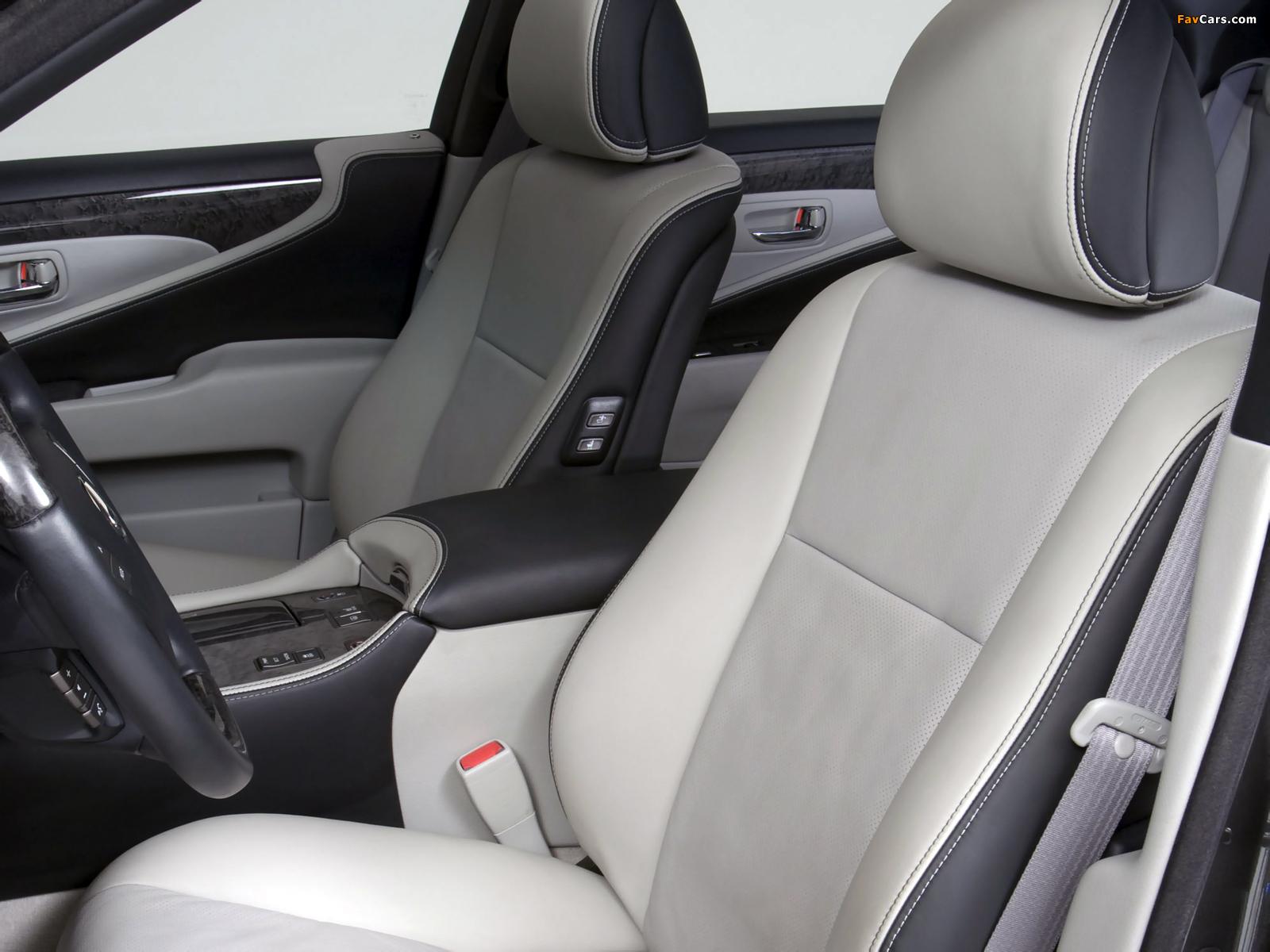 WALD Lexus LS 460 VIP (USF40) 2007 wallpapers (1600 x 1200)