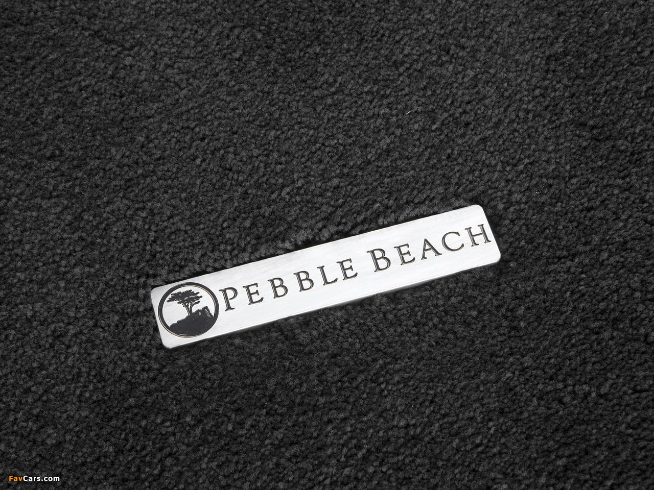Lexus LS 600h L Pebble Beach Edition (UVF45) 2008 photos (1280 x 960)