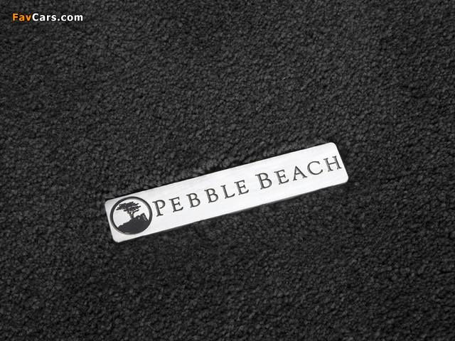 Lexus LS 600h L Pebble Beach Edition (UVF45) 2008 photos (640 x 480)