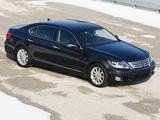 Lexus LS 600h L (UVF45) 2009–12 images