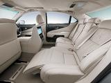 Lexus LS 600h L JP-spec (UVF45) 2009–12 images