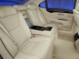 Lexus LS 460L (USF41) 2009–12 photos