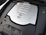 Lexus LS 460 Sport (USF40) 2009–12 pictures