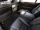 Lexus LS 600h L (UVF45) 2009–12 pictures