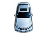 Lexus LS 600h JP-spec (UVF45) 2009–12 wallpapers